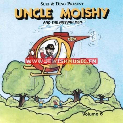 Uncle Moishy & The Mitzvah Men 06