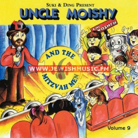 Uncle Moishy & The Mitzvah Men 09