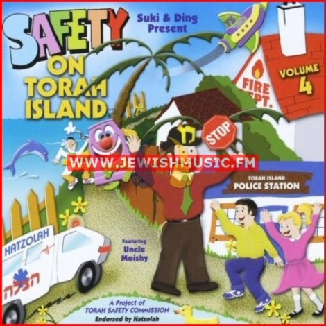 Torah Island 4 – Safety