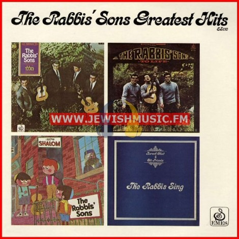 The Rabbis' Sons – Greatest Hits