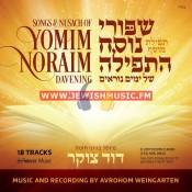 Songs & Nusach Of Yomim Noraim Davening
