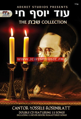 Od Yosef Chai 6 – Shabbos Collection