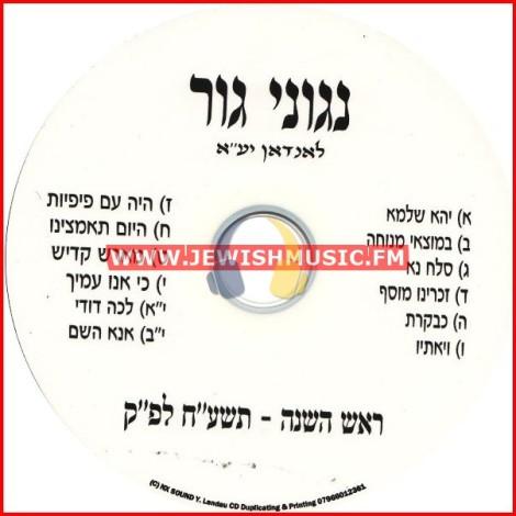 Rosh Hashanah 5778 – London