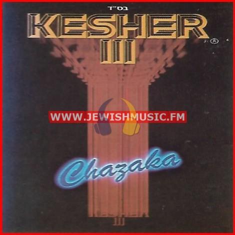 Kesher III – Chazaka