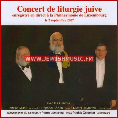 Concert De Liturgie Juive