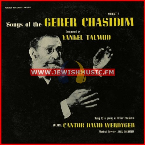 Songs Of Gerer Chassidim 2
