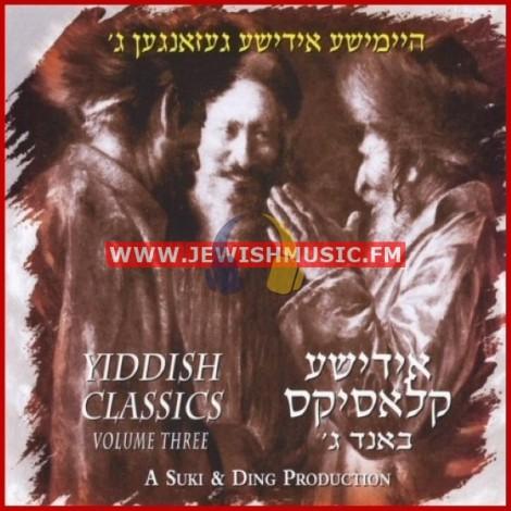 Yiddish Classics 3