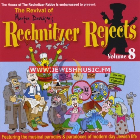 Rechnitzer Rejects Vol 8