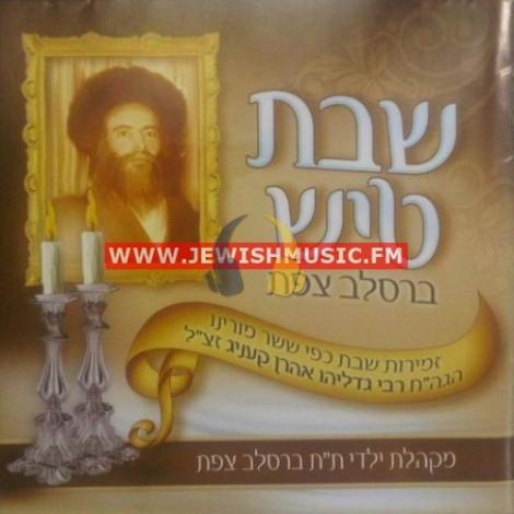 Shabbos Tish Breslov
