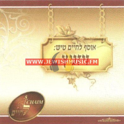 L'Chaim Tish Collection Viznitz