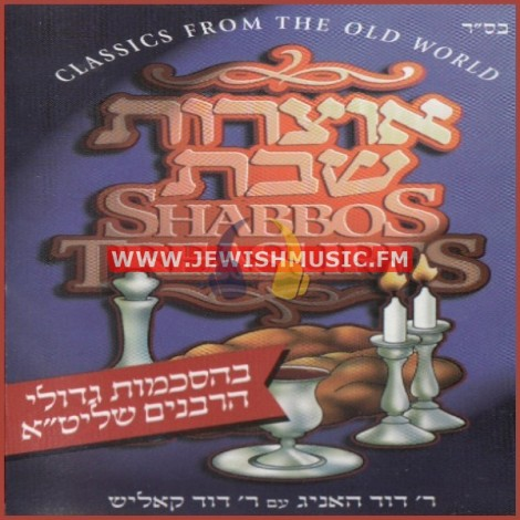 Shabbos Treasures I