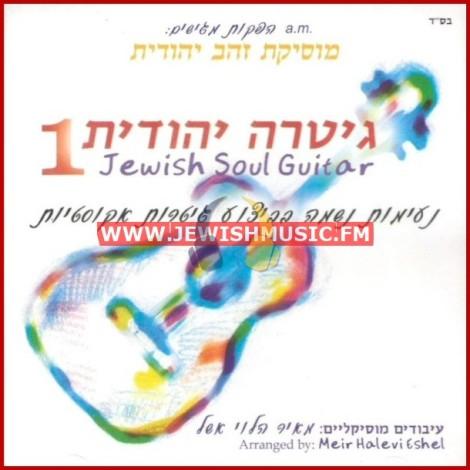 Jewish Soul Guitar 1