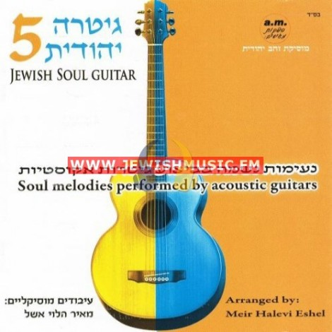 Jewish Soul Guitar 5