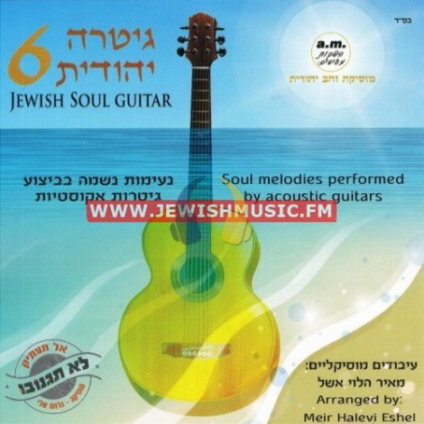Jewish Soul Guitar 6