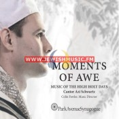Moments Of Awe –  Music Of The High Holidays