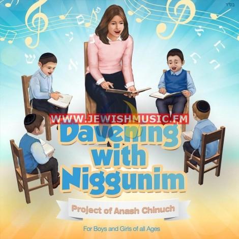 Davening with Niggunim
