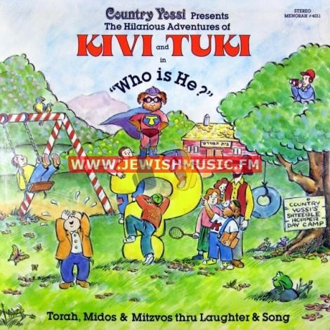 Kivi & Tuki 2 – Who Is He