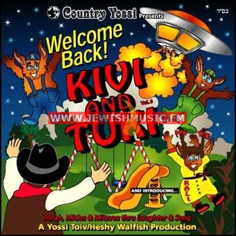 Kivi & Tuki 5 – Welcome Back