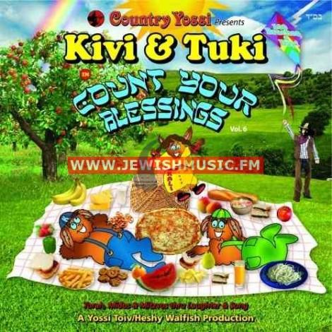 Kivi & Tuki 6 – Count Your Blessings