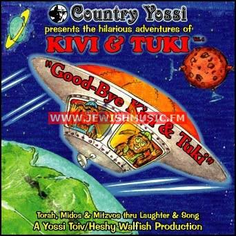 Kivi & Tuki 4 – Good-Bye Kivi & Tuki