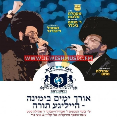 Orech Yamim Beyeminah – Heilige Torah