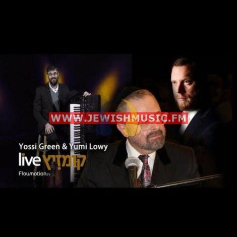 Live With Yossi Green & Yumi Lowy