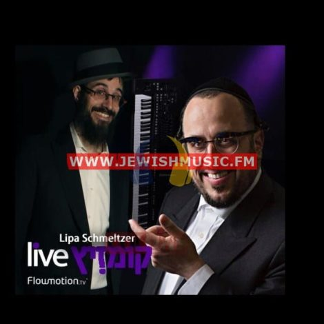 Live With Lipa Schmeltzer
