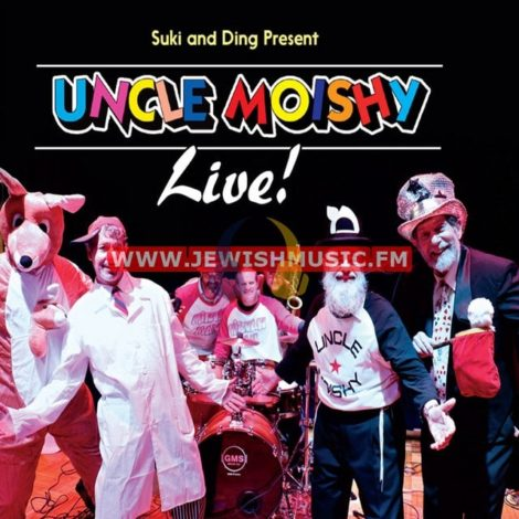 Uncle Moishy Live!
