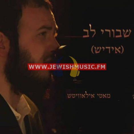 Shvurei Lev (Yiddish Cover)