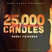25,000 Candles