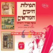 Tefilat Ha-Yamim Ha-Noraim CD6