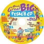 Binah Great BIG Pesach CD